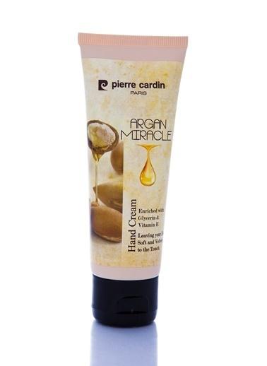Pierre Cardin Argan Yağı Özlü E Vitaminli Nemlendirici El Kremi - 75 ML Renksiz